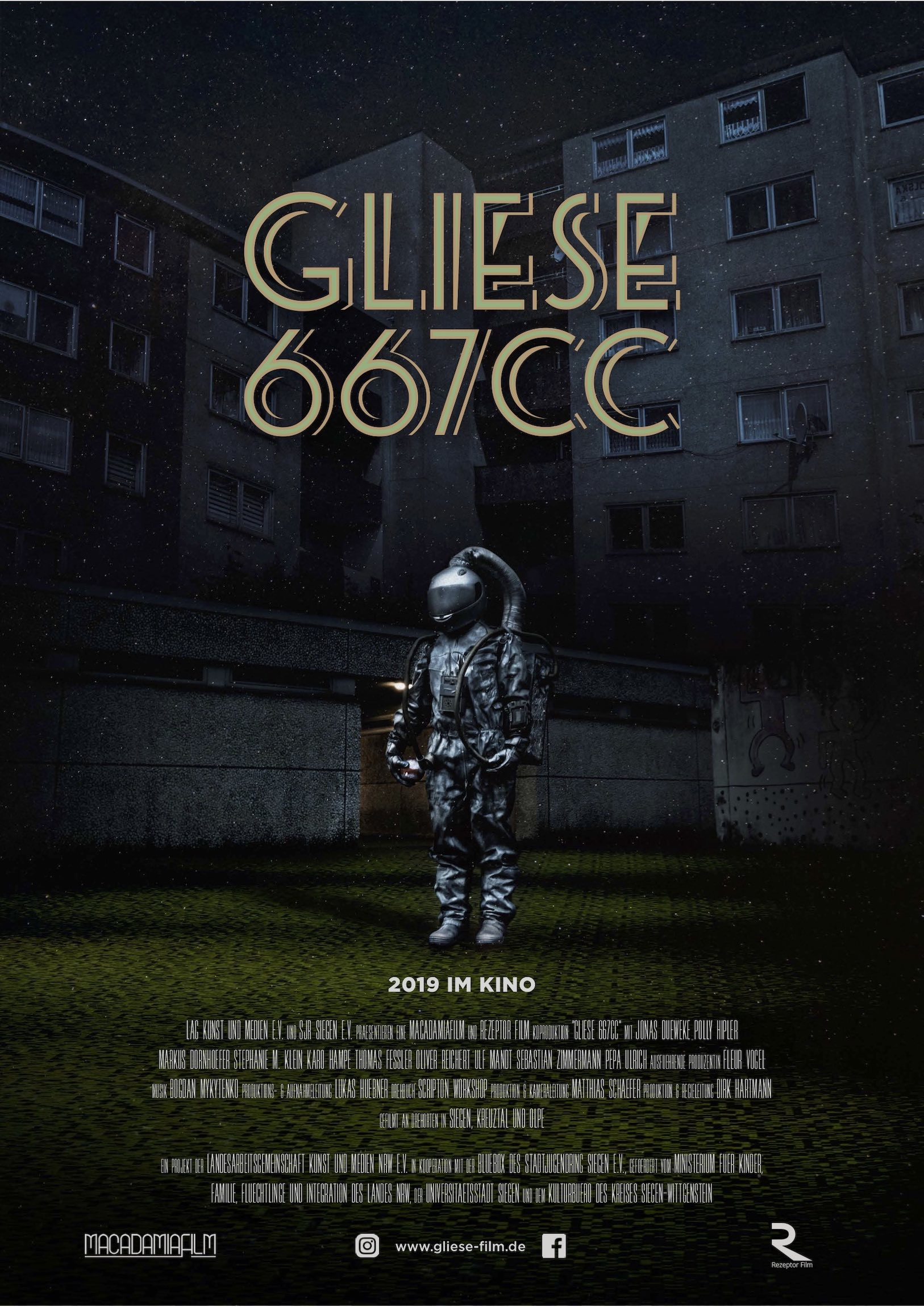 gliese poster